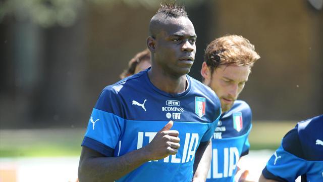 Italia, i primi convocati del ct Mancini: Balotelli torna in Nazionale, c'è anche Berardi