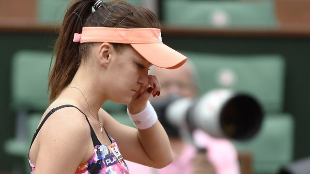 Radwanska n'échappe pas à l'hécatombe