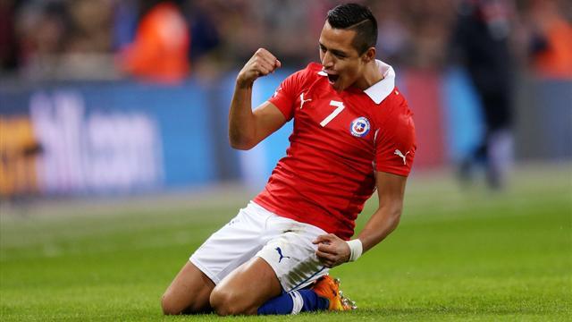 Avec Alexis Sanchez, Arsenal signe un des gros coups du mercato