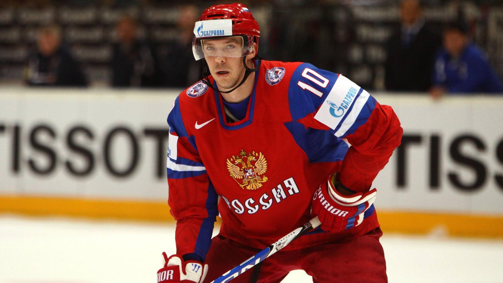 Rumor: [CLB] Blue Jackets sign Sergey Mozyakin - HFBoards