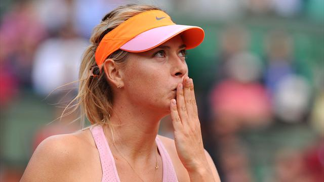 Malgré l'hécatombe, Sharapova n'est pas seule à prétendre à la victoire finale