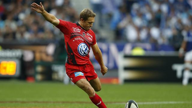 Wilkinson signs off in style with Toulon win
