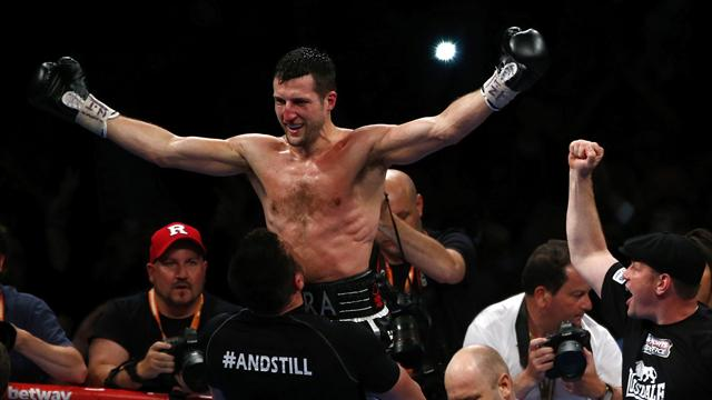 Carl Froch: George is a quality, quality fighter