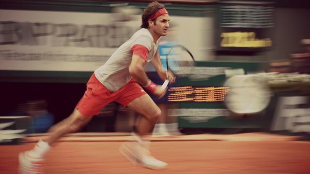 """En 2016, Federer arrivera � Roland-Garros sans passer par la case """"terre battue"""""""
