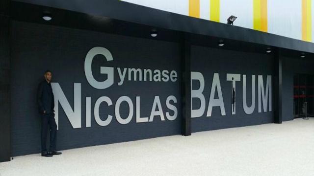Bienvenue au gymnase Nicolas Batum