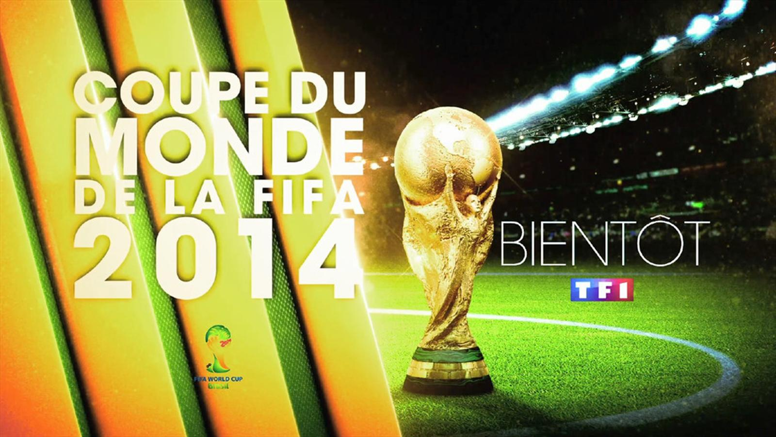 La coupe du monde de la fifa 2014 bient t sur tf1 coupe - Classement qualification coupe du monde ...