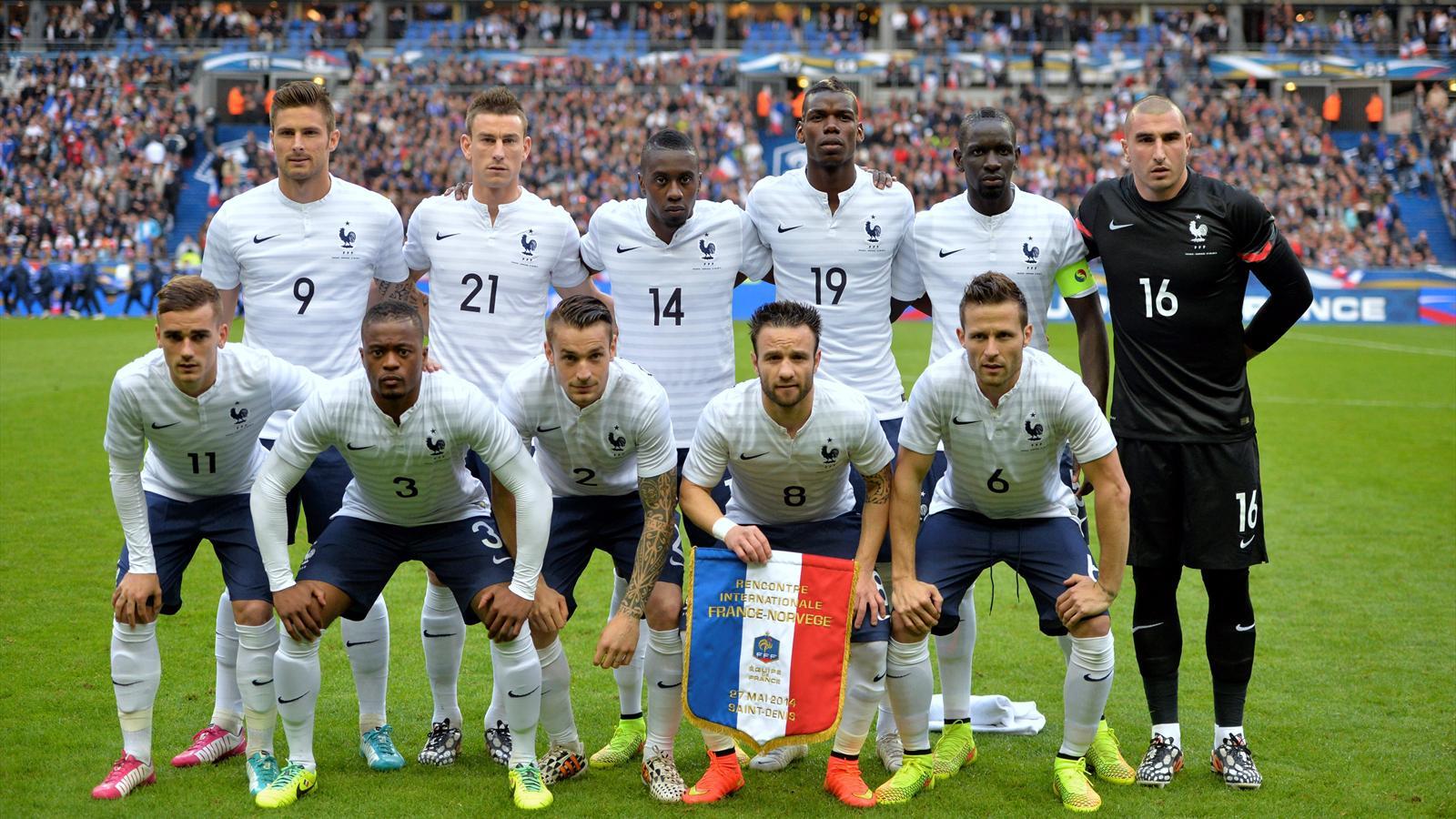 Classement fifa la france tombe la 17e place le br sil est 3e coupe du monde 2022 - Classement equipe de france coupe du monde 2014 ...
