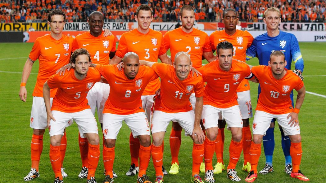 8918b3961 Nike extends sponsorship deal with Netherlands to 2026 - World Cup ...