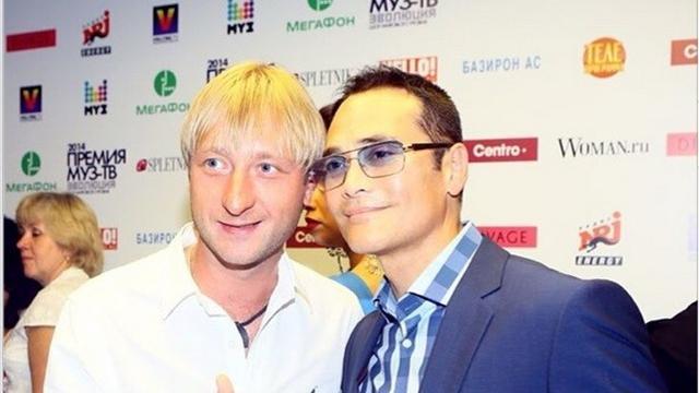 Кого Плющенко считает величайшим актером современности?