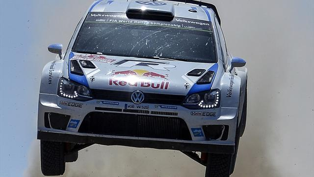 Ogier wins in Italy to stretch overall lead
