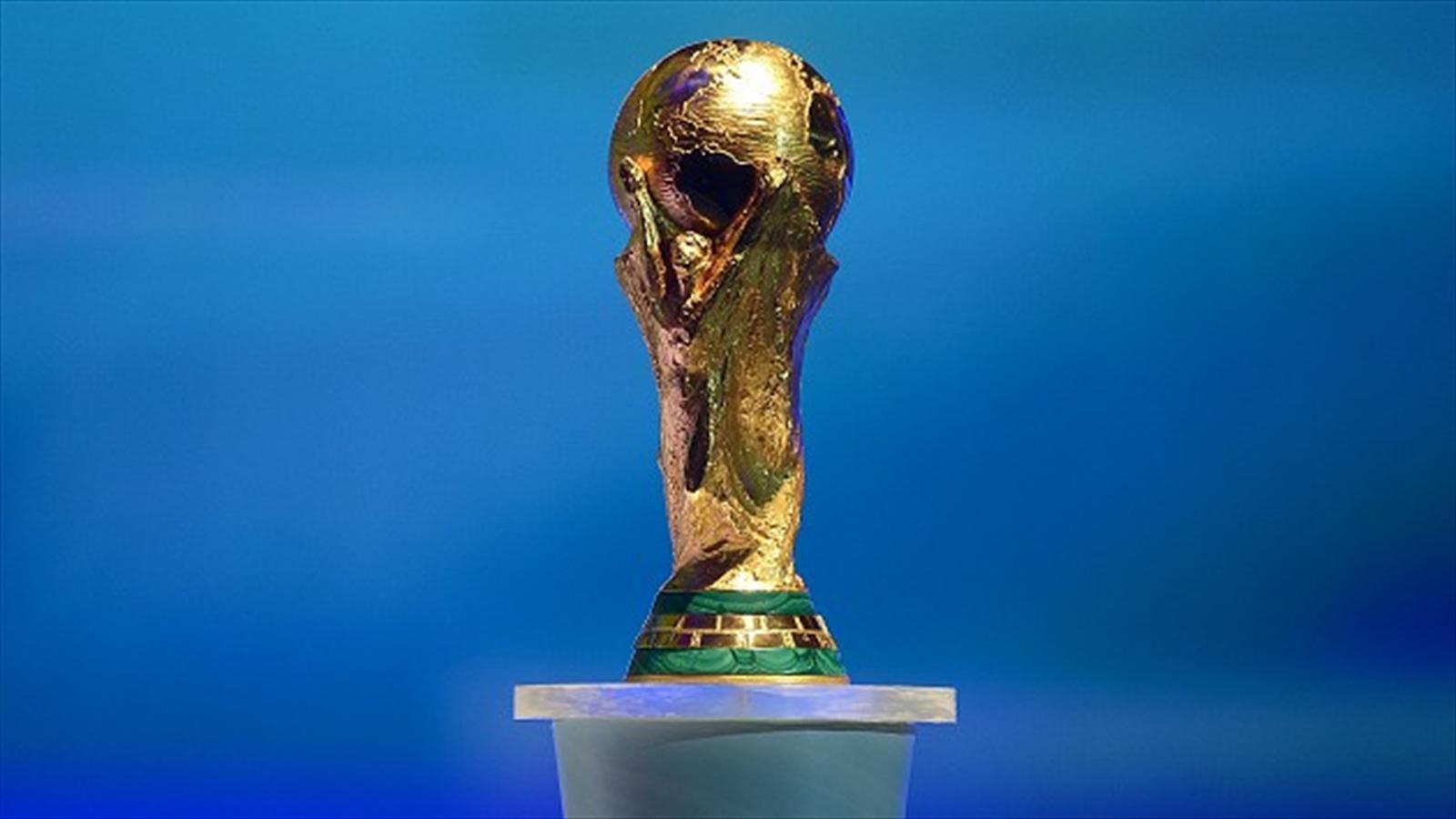 Кубок мира по футболу в картинках
