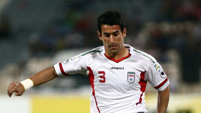 Due calciatori iraniani giocano contro una squadra israeliana: squalificati a vita