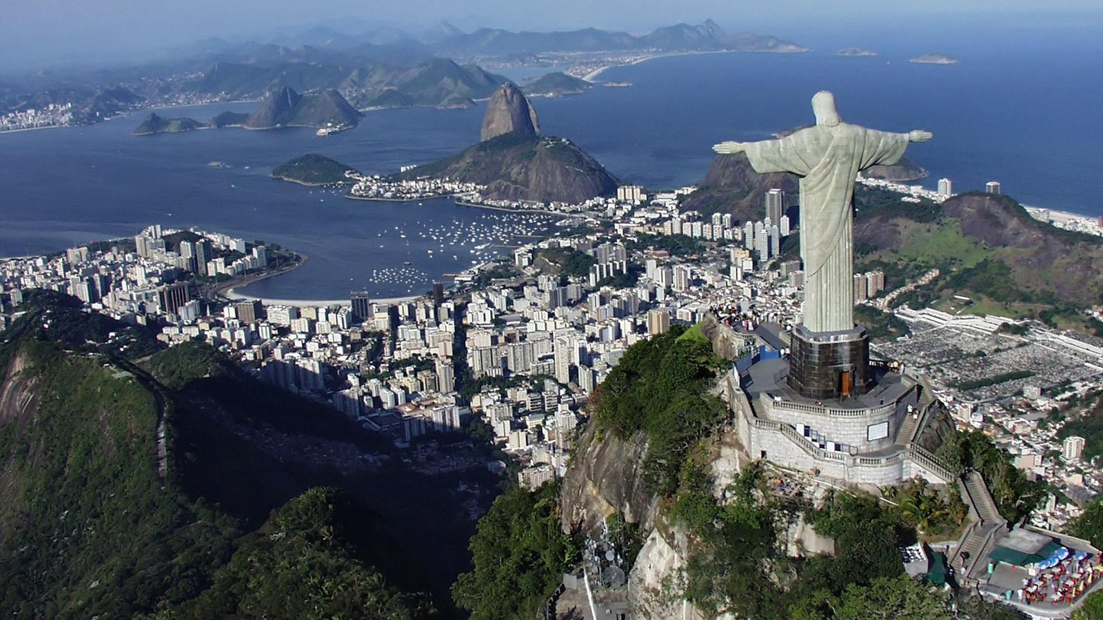 Картинки достопримечательности бразилии