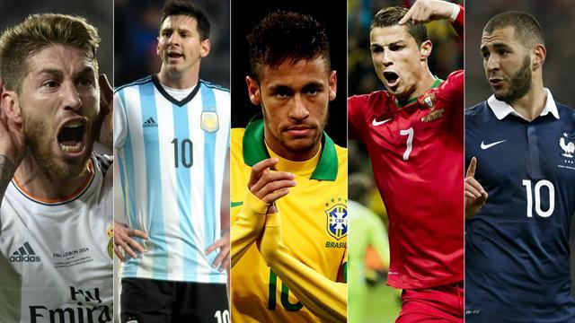Coupe du monde 2014 et ballon d 39 or s 39 ils gagnent la premi re le second pourrait suivre - Ballon de la coupe du monde 2014 ...