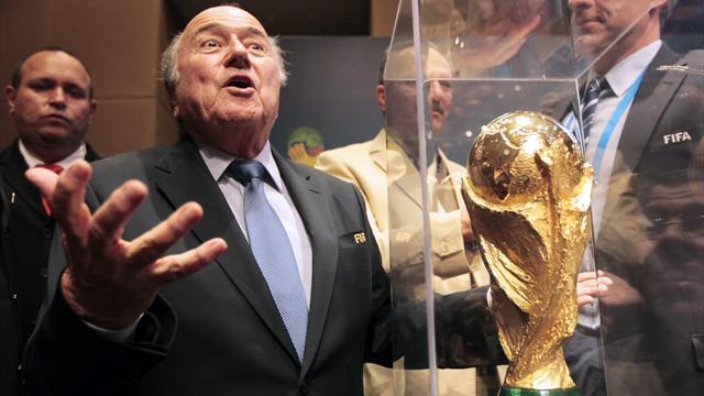 Blatter: FIFA best in world for ethics