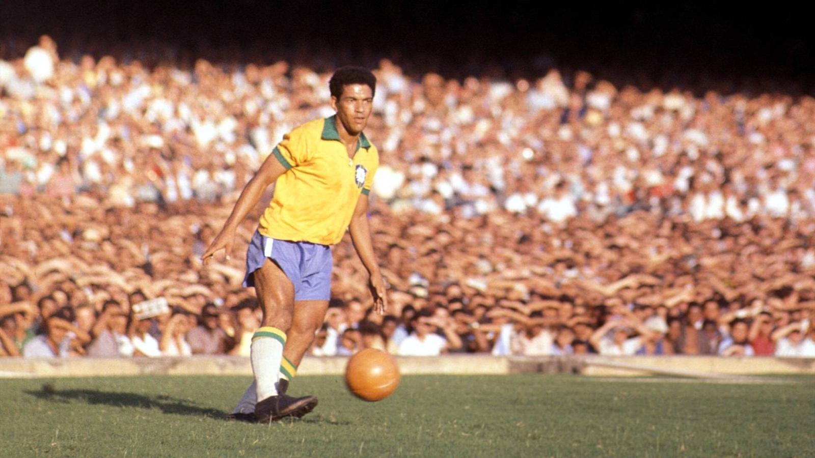 Гарринча, сборная Бразилии
