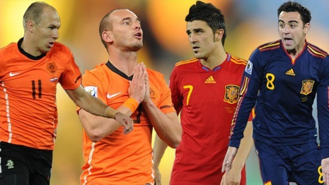 Матч испания-нидерланды соотношение ставки на