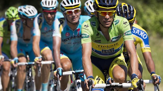 Le panache de Contador ne suffit pas (encore)