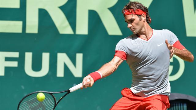 Federer jouera sa neuvième finale dans son jardin