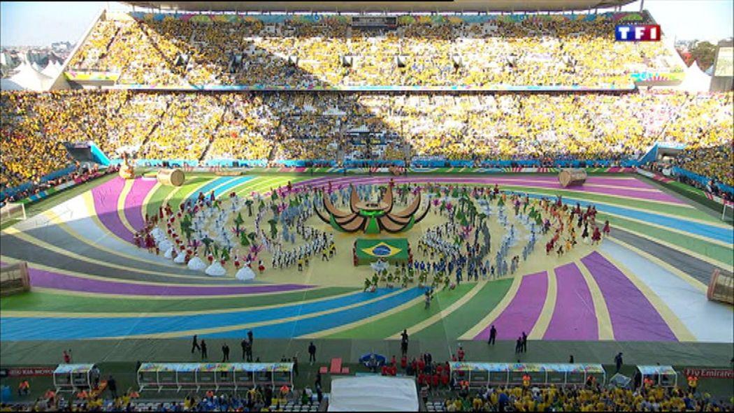 Revoir Les Meilleurs Moments De La Ceremonie Douverture De La Coupe Du Monde Fifa  Coupe Du Monde  Football Eurosport