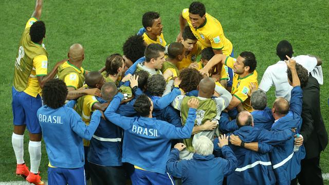 Le Brésil bat la Croatie (3-1) avec un doublé de Neymar