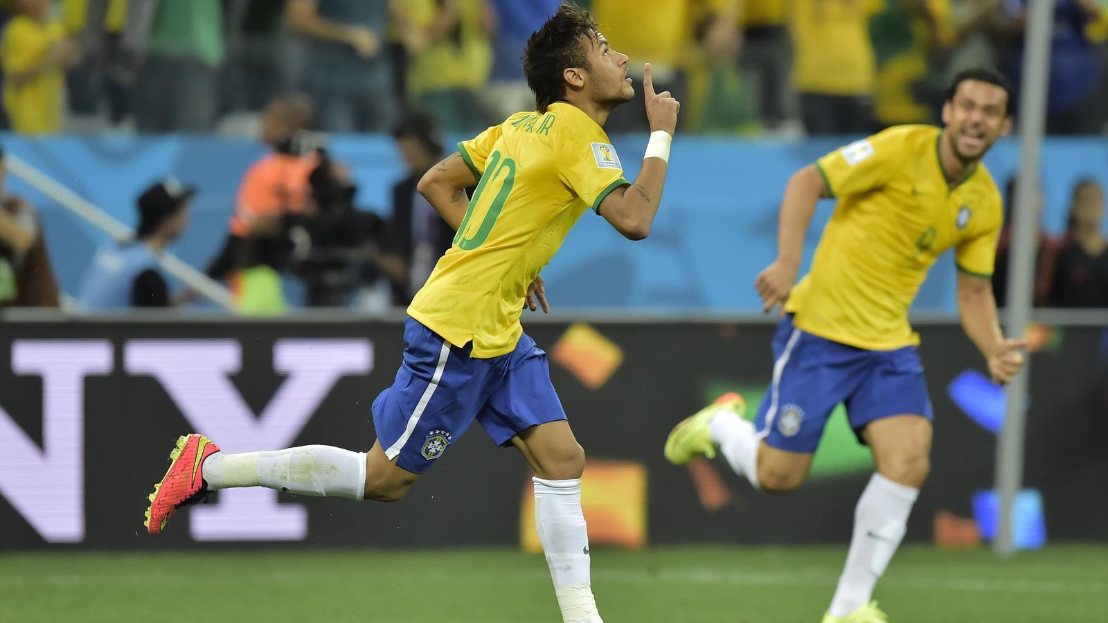 Coupe du monde, Brésil - Croatie (3-1) : Un grand Neymar sauve un petit Brésil
