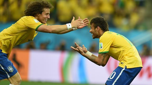 Les 5 stats incroyables de Neymar avec le maillot du Brésil