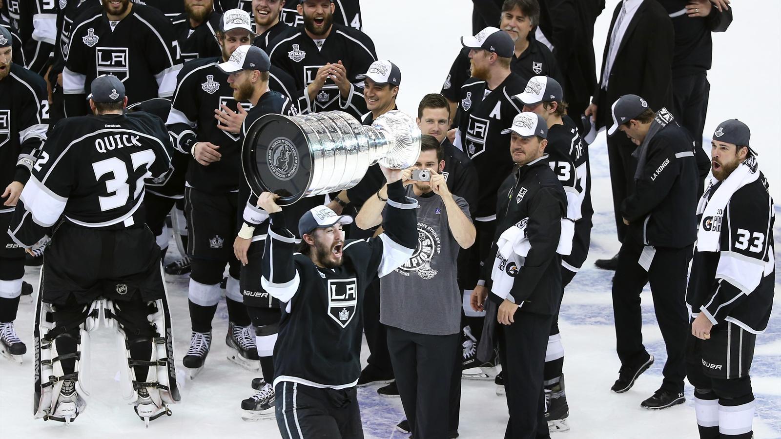 La Kings Win Thrilling Stanley Cup Finale Ice Hockey Eurosport