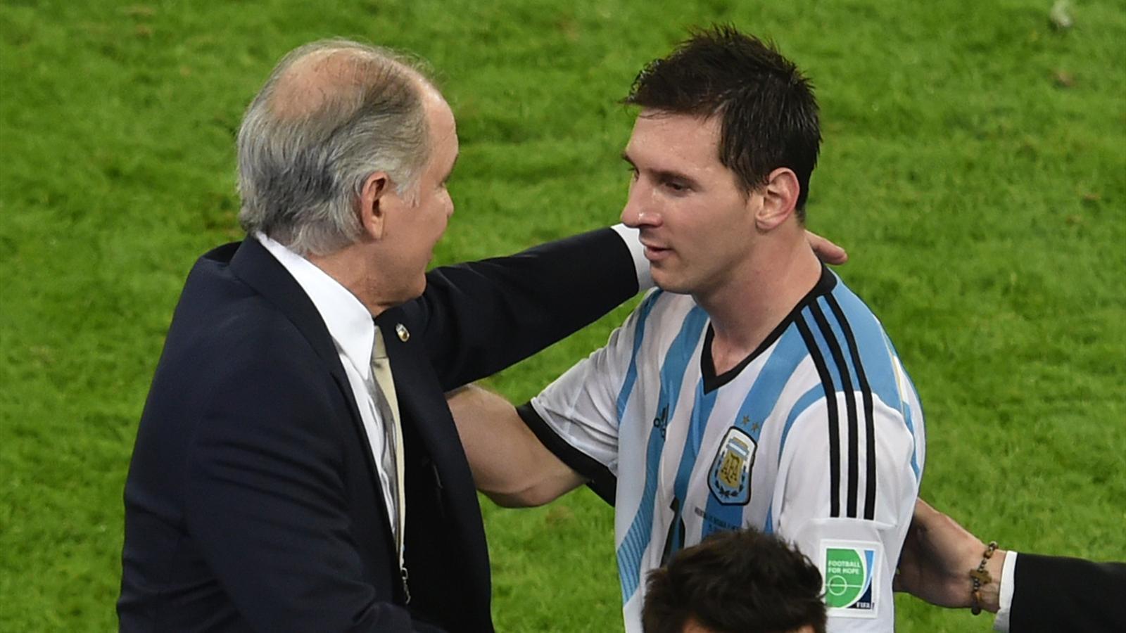 Coupe du monde 2014 sabella argentine toute quipe qui a un joueur comme messi est - Equipe argentine coupe du monde 2014 ...