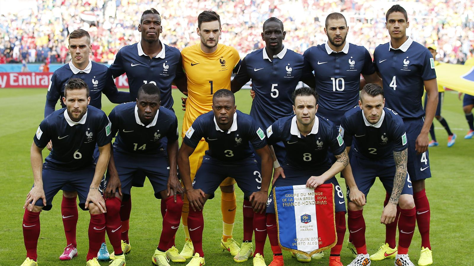 France honduras ils ne la chantent pas mais ils ont besoin d 39 entendre leur marseillaise - Classement equipe de france coupe du monde 2014 ...