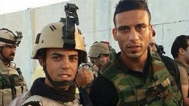 Ali Adnan Irak'ta savaşıyor mu? / Sosyal medyayı sallayan resim