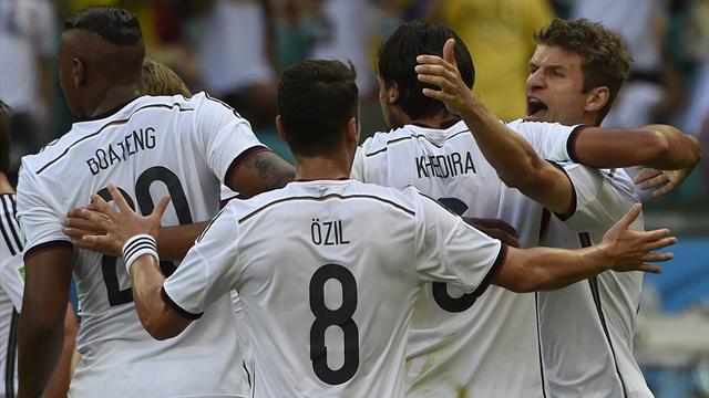 Impitoyables, l'Allemagne et Müller ont humilié le Portugal