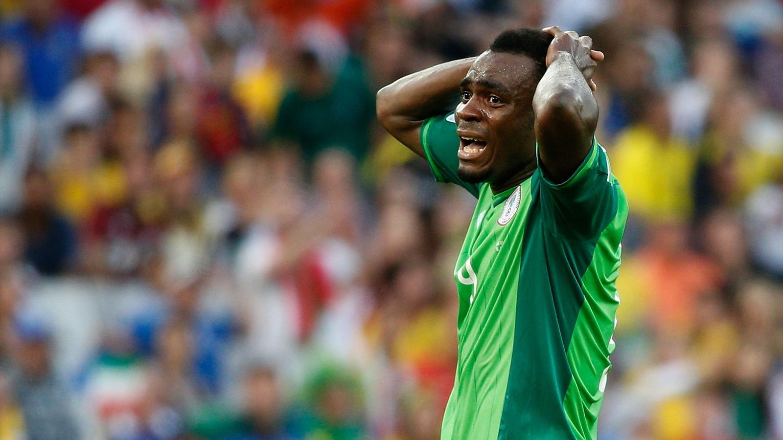 Coupe du monde 2014 nigeria bosnie herz govine le match qui d signera le deuxi me du groupe - Groupes coupe du monde 2014 ...