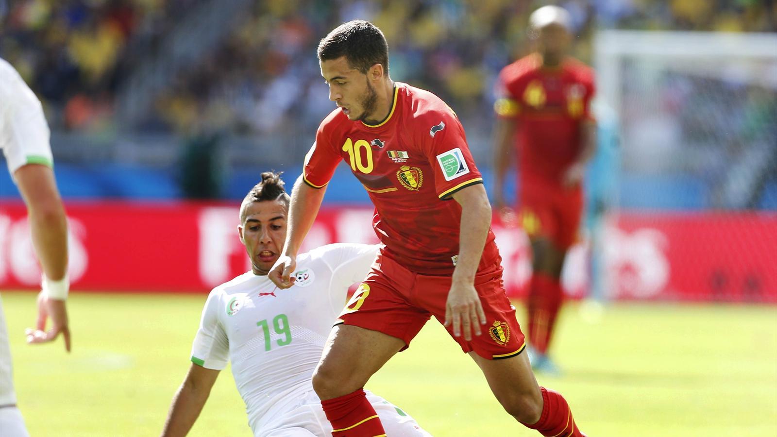 Belgique alg rie 2 1 notre antis che cette belgique est encore trop tendre coupe du - Coupe du monde belgique 2014 ...