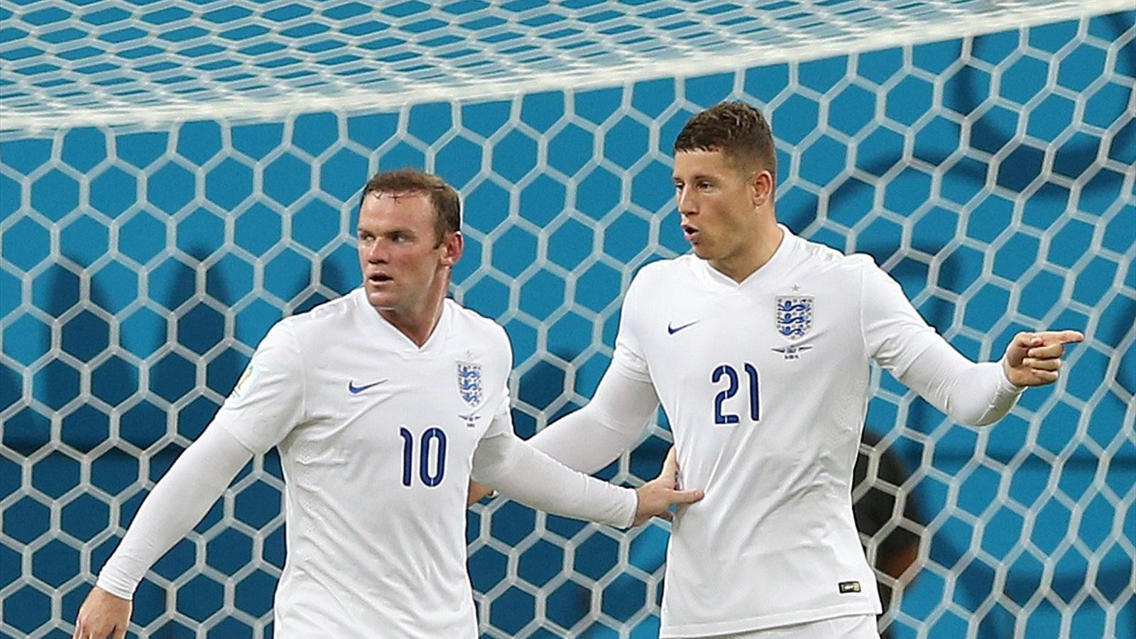 Barkley and Rooney.