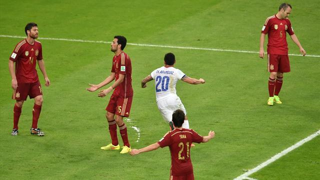 En direct live espagne chili coupe du monde 18 juin 2014 eurosport - Coupe du monde espagne 2014 ...