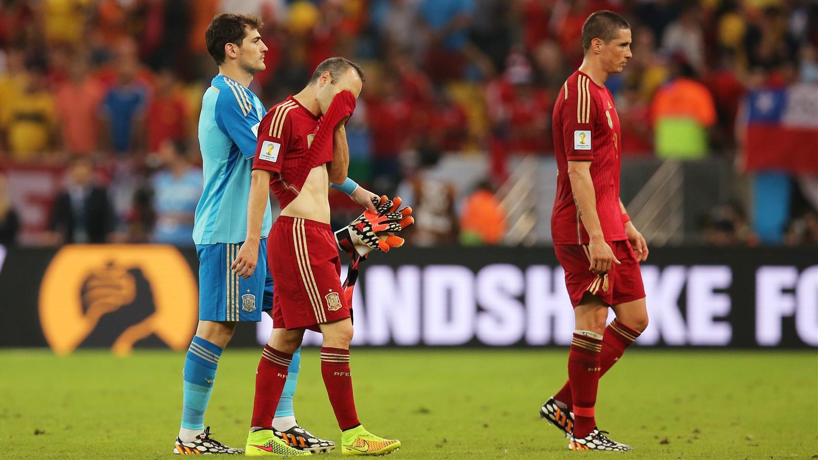 Футбол испания чем
