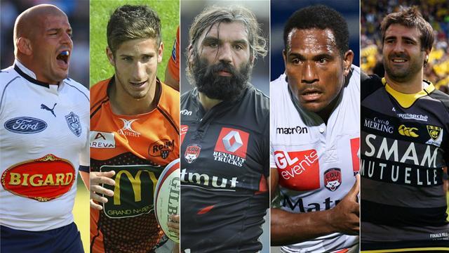 Ces dix joueurs qui ont marqué la saison de Pro D2