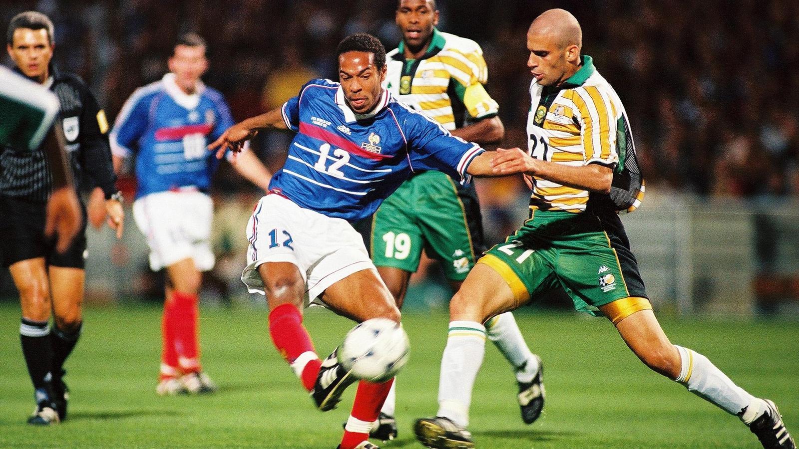 Les 8 matches de poule les plus marquants de l histoire - Coupe du monde football afrique du sud ...