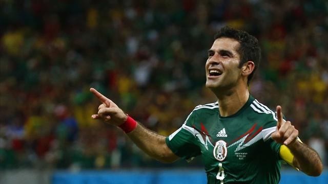 Herrera hails Mexico's 'boss' Marquez