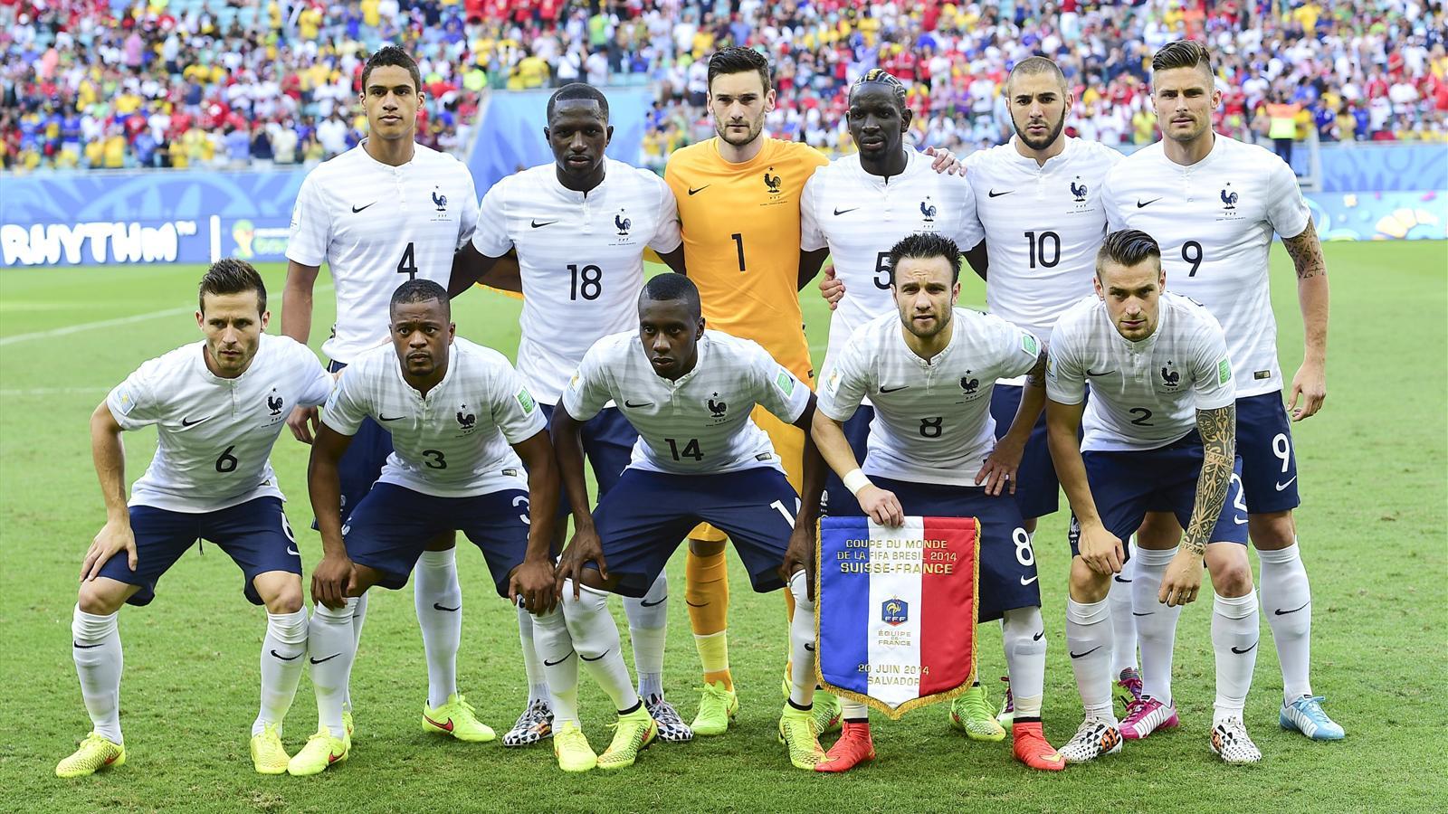 Coupe du monde france nigeria pr s d 39 un bleu sur deux n - Resultat foot eliminatoire coupe du monde ...