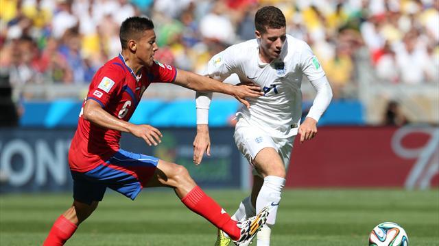 L'Angleterre ne rentre pas fanny, le Costa Rica remporte le groupe de la mort