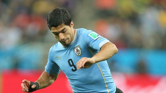 Adidas backs FIFA ban, axes Suarez from World Cup campaigns