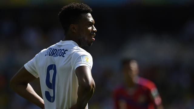 Avec Sturridge en pointe et Navas dans le but, l'Angleterre ne pouvait pas sauver l'honneur