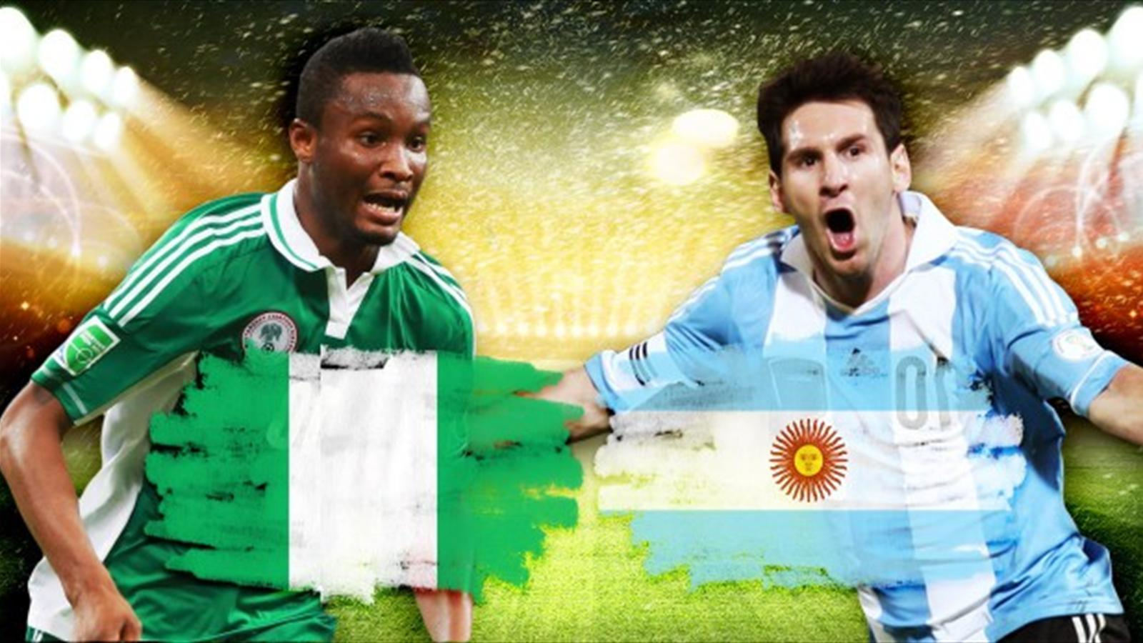 прогноз матча нигерия-аргентина