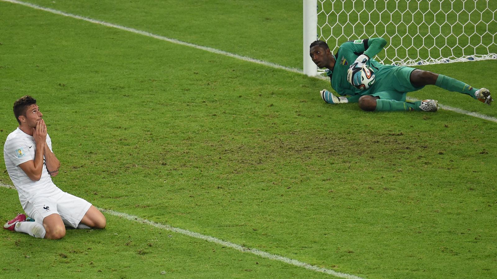 Coupe du monde 2014 la france accroch 233 e par l equateur 0 0