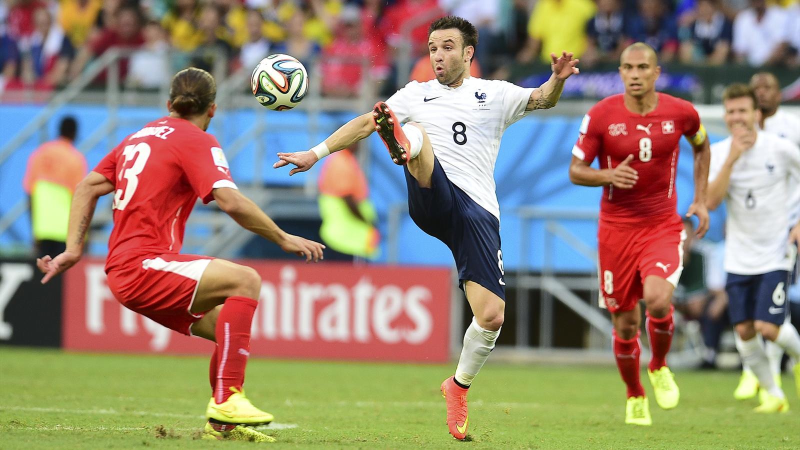 Equipe de france la coupe du monde 2014 l 39 analyse tactique du premier tour coupe du monde - 1er coupe du monde de football ...