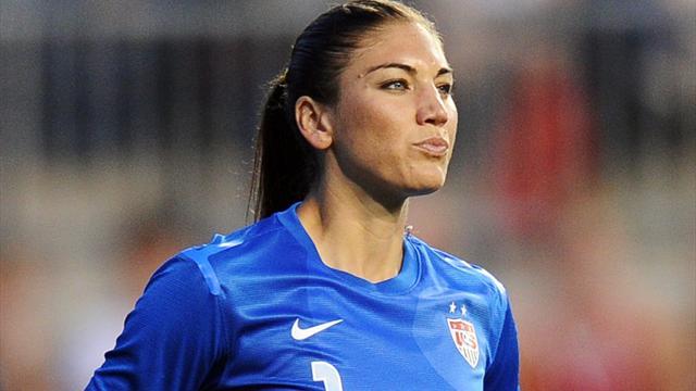 Вратарь сборной США отстранена откоманды наполгода зарезкие слова