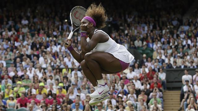 """A Londres, le """"Serena Slam"""" sera sur toutes les lèvres"""