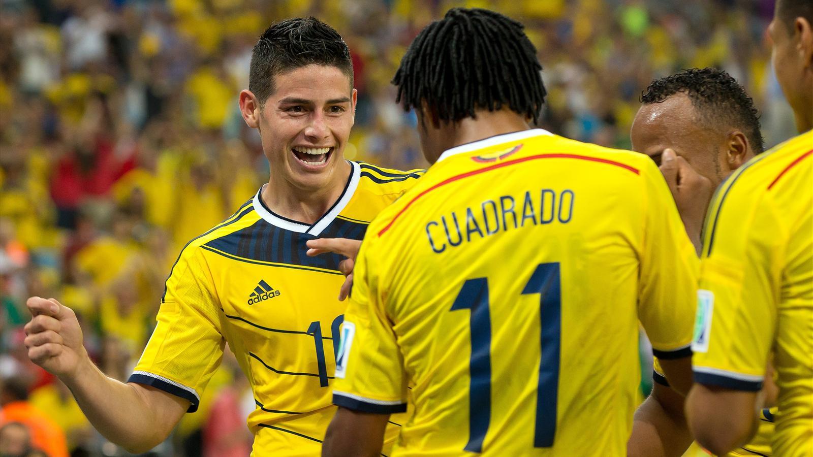 Coupe du monde 2014 la colombie attend le br sil de pied ferme coupe du monde 2014 - Coupe du monde resultats ...